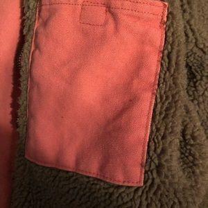 Carhartt Jackets & Coats - Carhartt Sherpa Lined Coat • Pink • Small